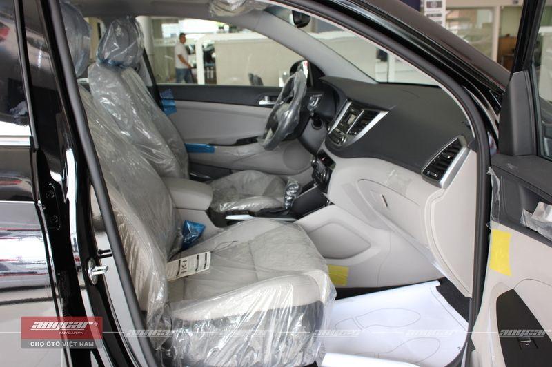 Hyundai Tucson 2.0L 2016 - 10