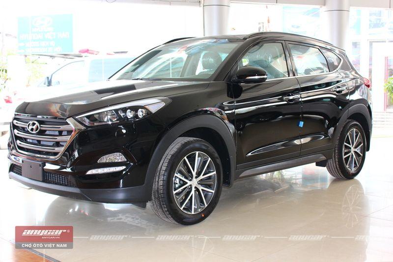 Hyundai Tucson 2.0L 2016 - 4