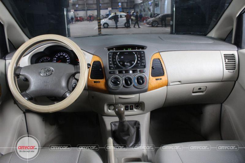 Toyota Innova G 2.0MT 2009 - 14