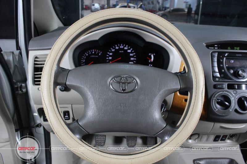 Toyota Innova G 2.0MT 2009 - 15