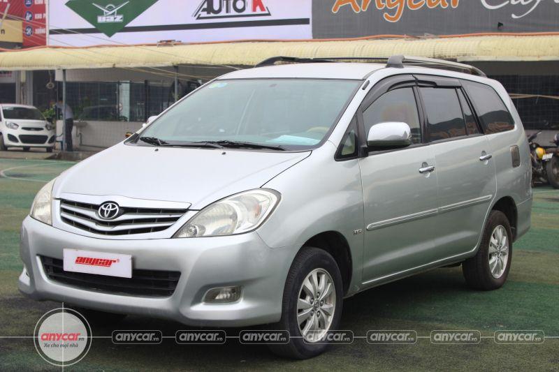 Toyota Innova G 2.0MT 2009 - 3