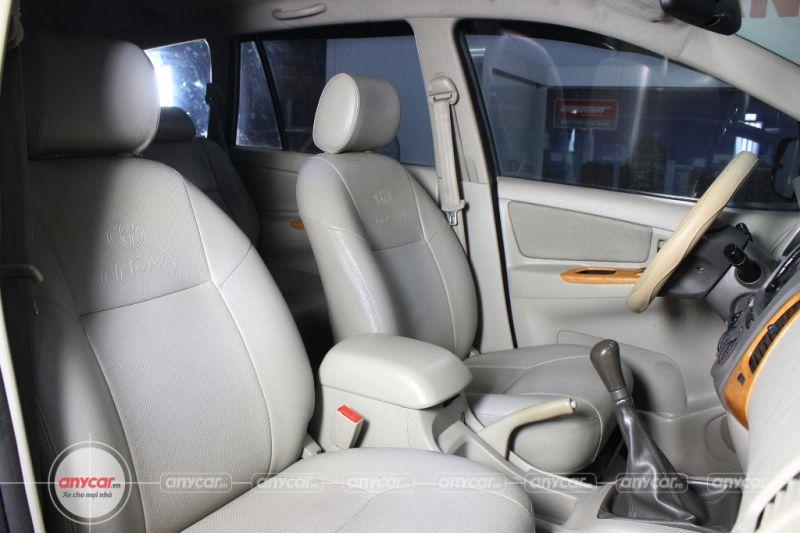 Toyota Innova G 2.0MT 2009 - 7