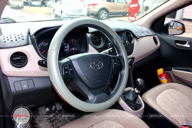 Hyundai i10 Grand 1.2MT 2015