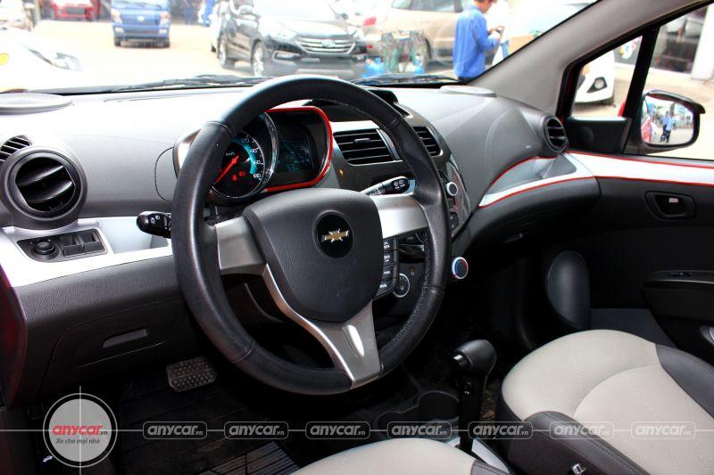 Chevrolet Spark AT 2015 - 17