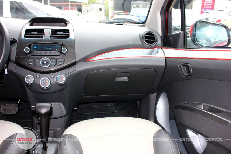 Chevrolet Spark AT 2015 - 22