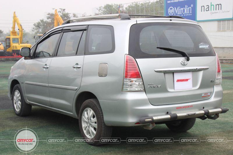 Toyota Innova G 2.0MT 2009 - 4
