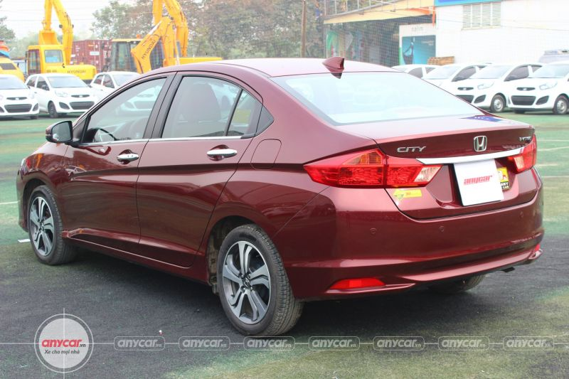 Honda City 1.5AT 2016 - 6