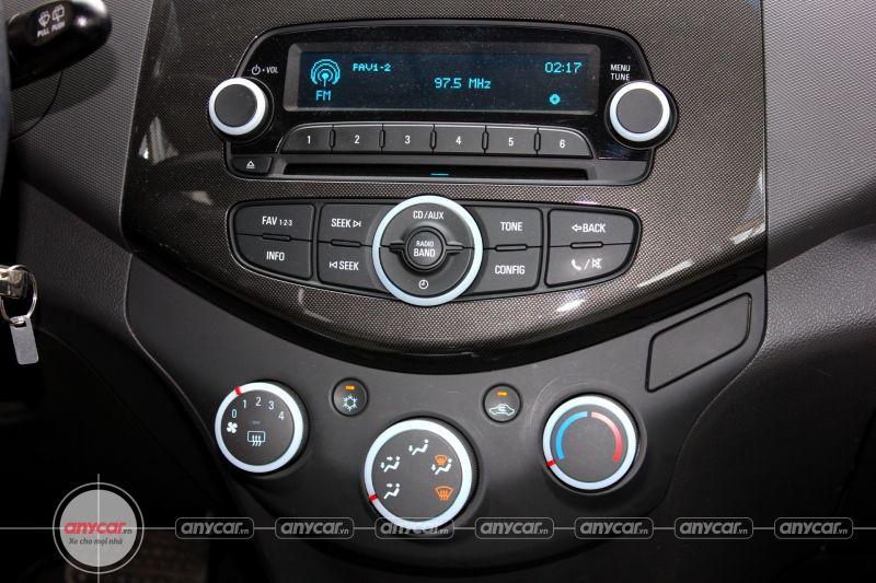 Chevrolet Spark AT 2015 - 23