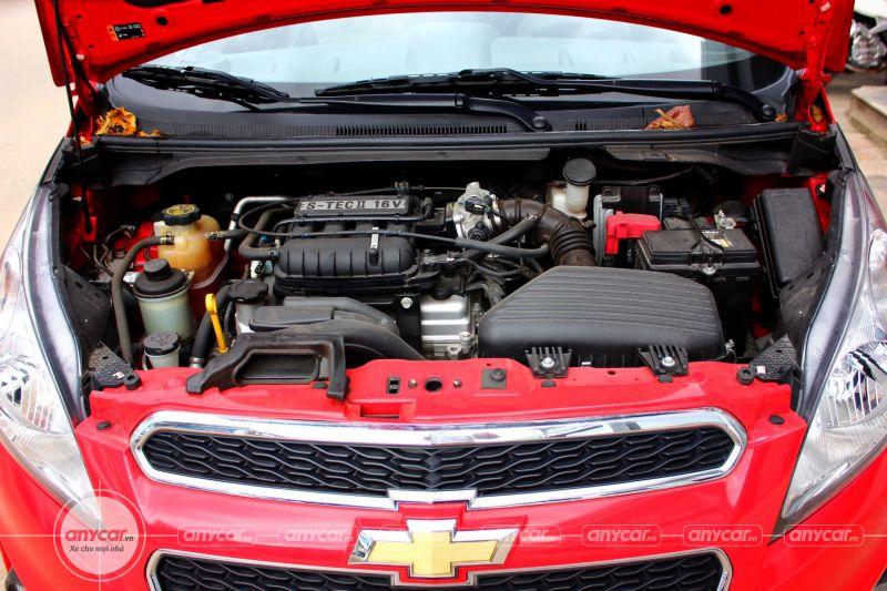 Chevrolet Spark AT 2015 - 27