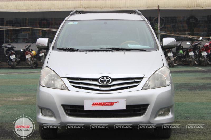 Toyota Innova G 2.0MT 2009 - 2