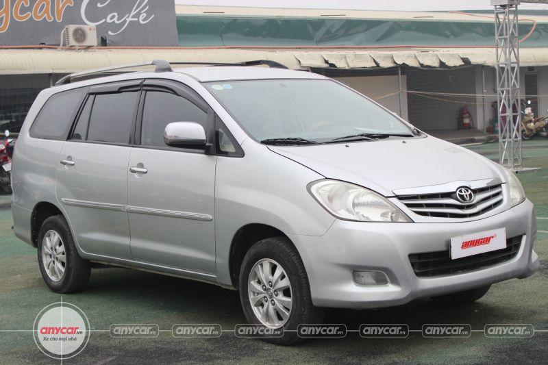 Toyota Innova G 2.0MT 2009 - 1