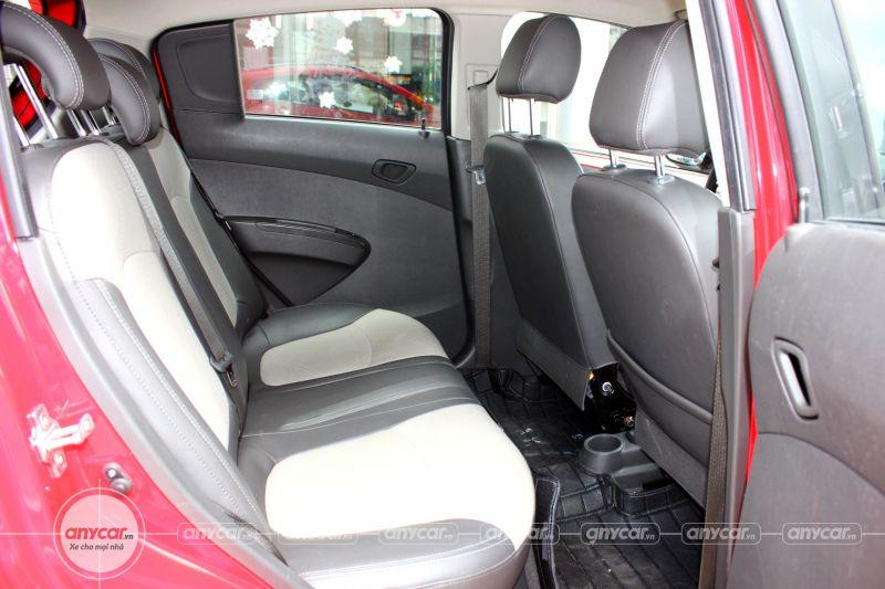 Chevrolet Spark AT 2015 - 12