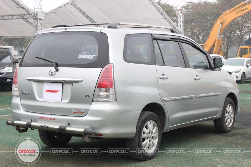 Toyota Innova G 2.0MT 2009 - 6