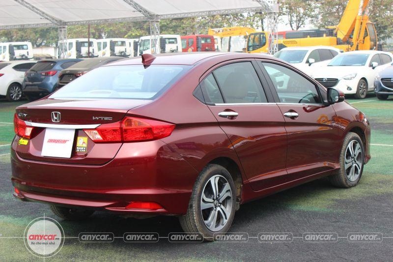 Honda City 1.5AT 2016 - 4