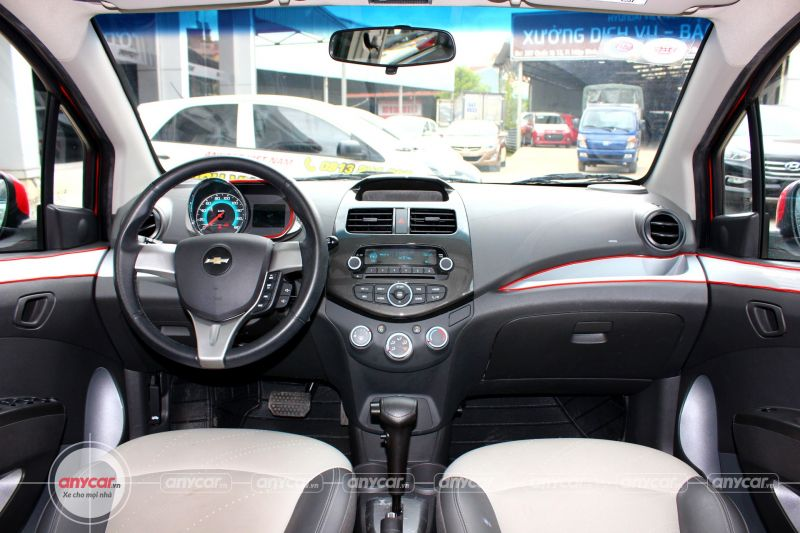 Chevrolet Spark AT 2015 - 21