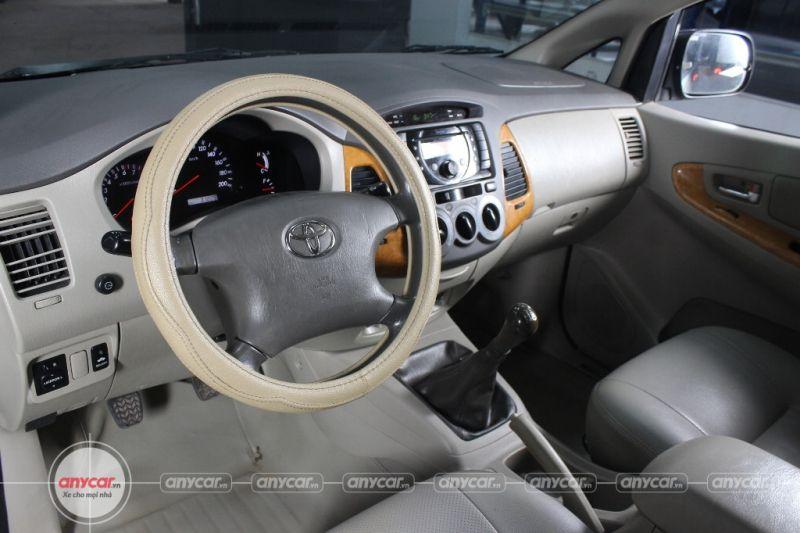 Toyota Innova G 2.0MT 2009 - 13