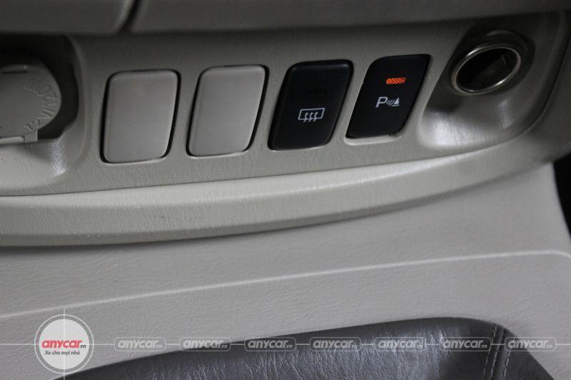 Toyota Innova G 2.0MT 2009 - 17