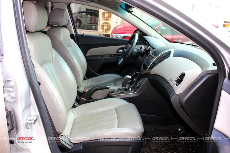 Chevrolet Cruze LTZ 1.8AT 2015 - 10