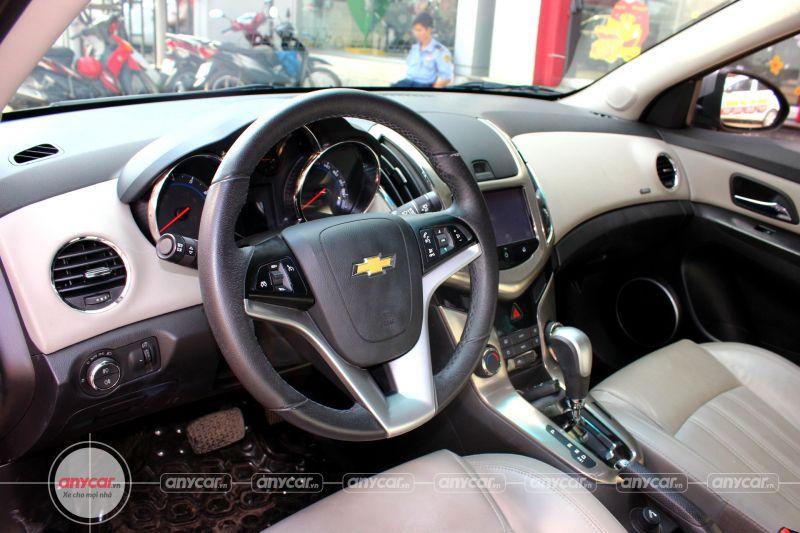 Chevrolet Cruze LTZ 1.8AT 2015 - 16