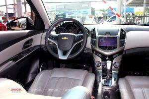 Chevrolet Cruze LTZ 1.8AT 2015 - 23
