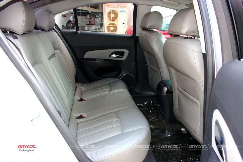 Chevrolet Cruze LTZ 1.8AT 2015 - 12