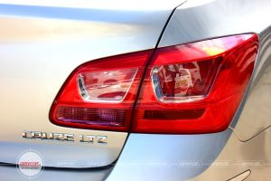 Chevrolet Cruze LTZ 1.8AT 2015 - 9