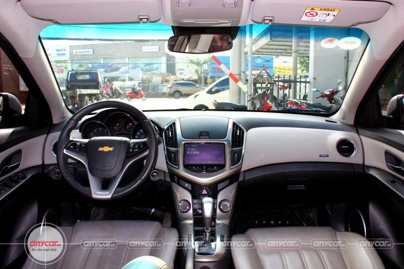 Chevrolet Cruze LTZ 1.8AT 2015 - 20