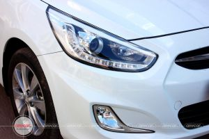 Hyundai Accent AT 2014 - 8