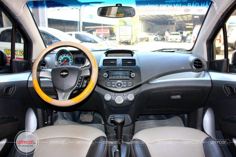 Chevrolet Spark LTZ 1.0AT 2015 - 1