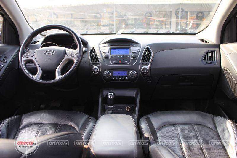Hyundai Tucson AT 2014 - 17