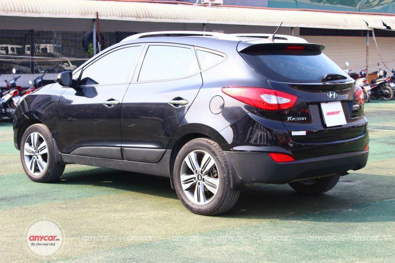 Hyundai Tucson AT 2014 - 6