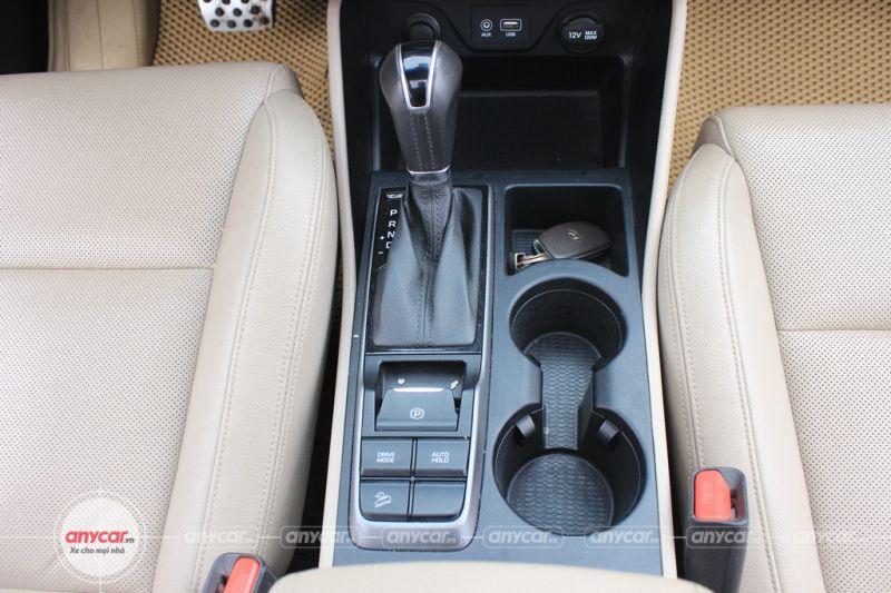 Hyundai Tucson AT 2015 - 12