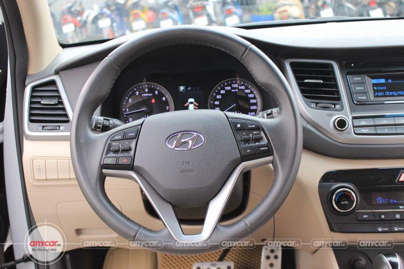 Hyundai Tucson AT 2015 - 13