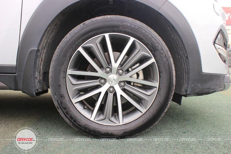 Hyundai Tucson AT 2015 - 21
