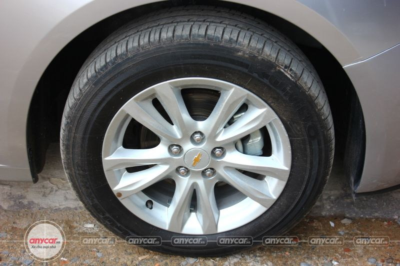 Chevrolet Cruze LTZ 1.8AT 2015 - 8