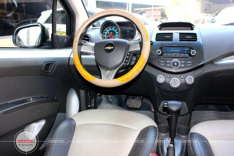 Chevrolet Spark LTZ 1.0AT 2015 - 3