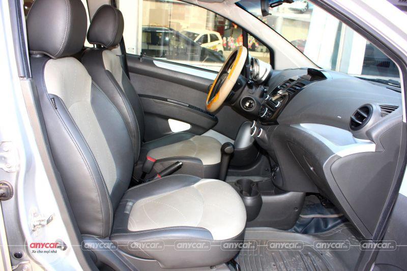 Chevrolet Spark LTZ 1.0AT 2015 - 20