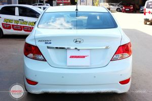 Hyundai Accent AT 2014 - 5