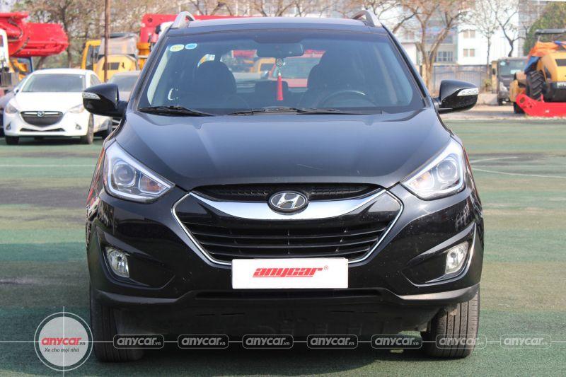 Hyundai Tucson AT 2014 - 2