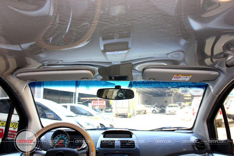 Chevrolet Spark LTZ 1.0AT 2015 - 4