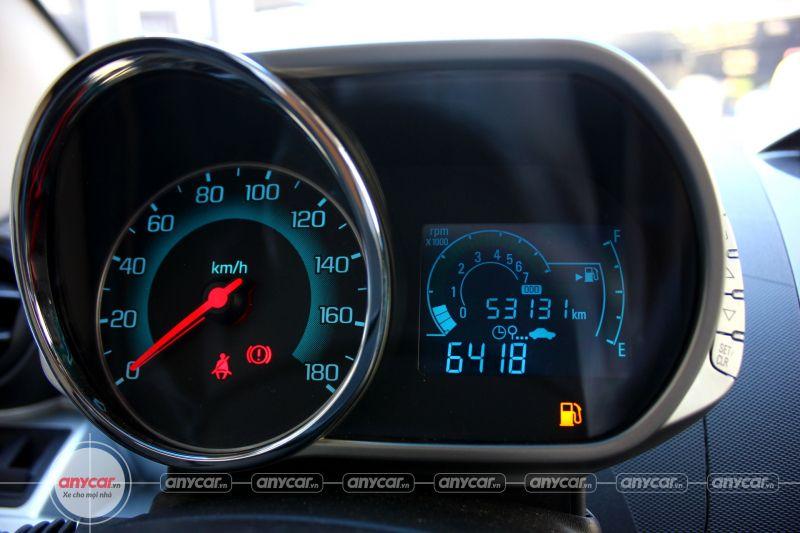 Chevrolet Spark LTZ 1.0AT 2015 - 12