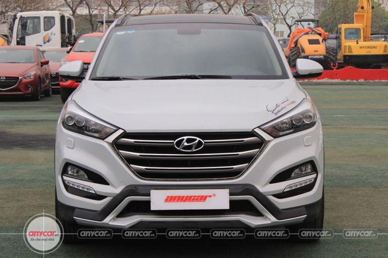 Hyundai Tucson AT 2015 - 2