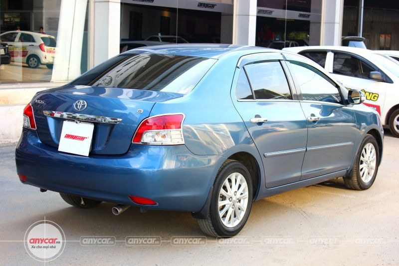 Toyota Vios G 1.5AT 2008