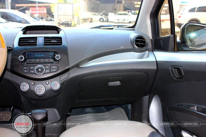 Chevrolet Spark LTZ 1.0AT 2015 - 2