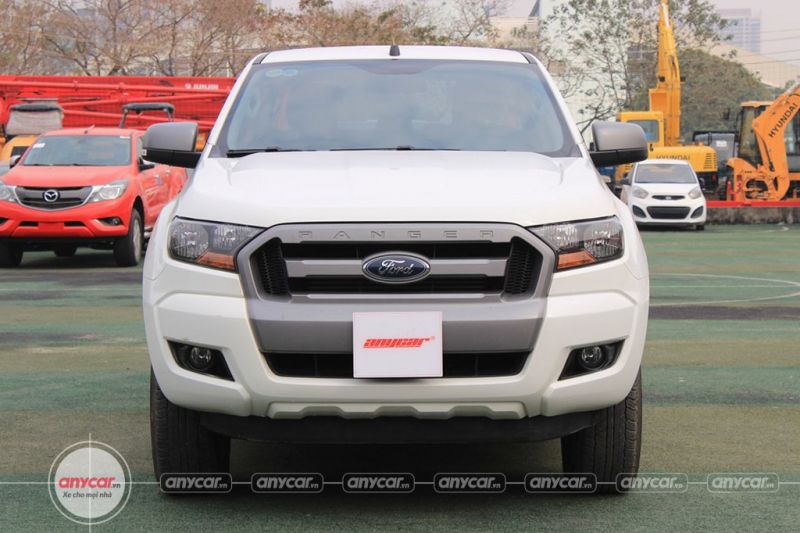 Ford Ranger MT 2016 - 2