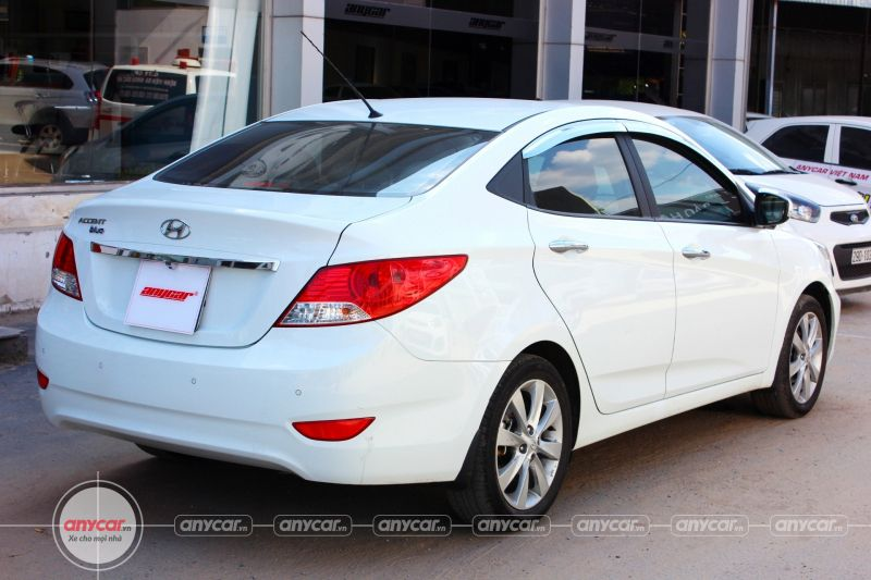 Hyundai Accent AT 2014 - 6