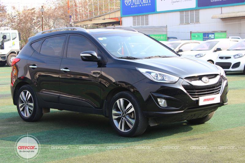 Hyundai Tucson AT 2014 - 1