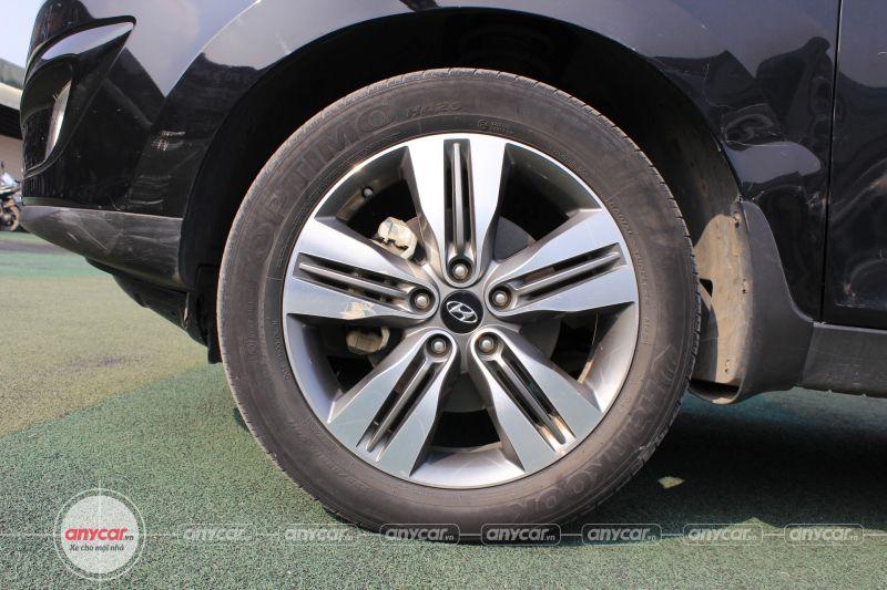 Hyundai Tucson AT 2014 - 19