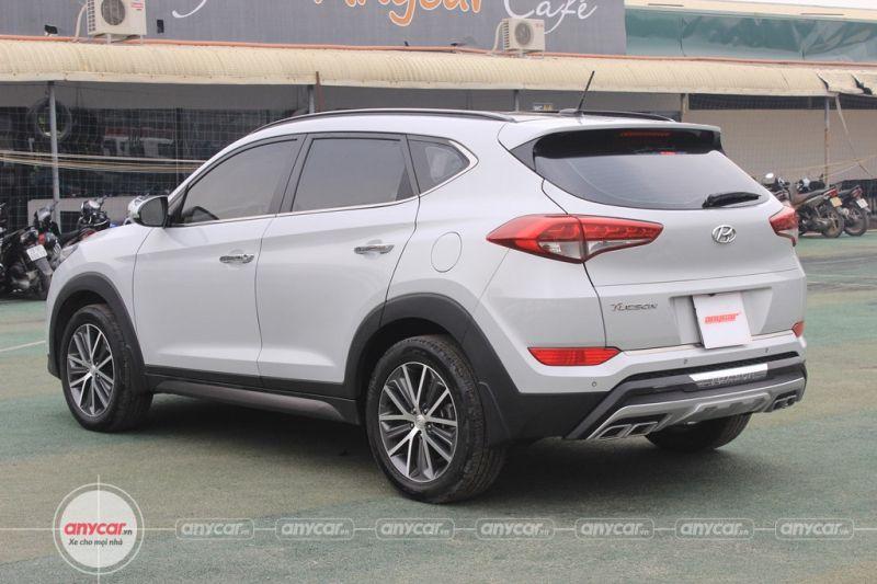Hyundai Tucson AT 2015 - 6