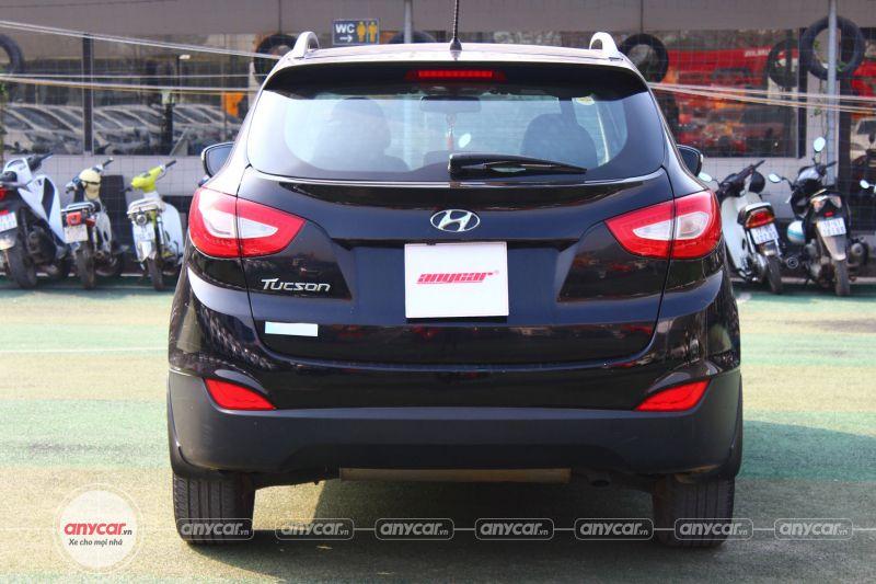 Hyundai Tucson AT 2014 - 5